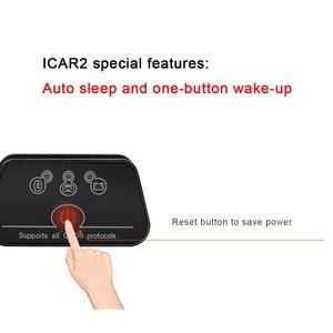 Image 4 - Vgate iCar2 ELM327 car Diagnostic OBD OBD2 Scanner Auto Tool Bluetooth iCar 2 Vgate Elm 327 v2.1 odb2 Code reader PK elm327 V1.5