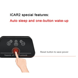 Image 4 - Vgate iCar2 ELM327 de diagnóstico del coche OBD OBD2 escáner Bluetooth Olmo 327 v2.1odb2 código OBDII lector PK elm327 V1.5 PIC18F25K80
