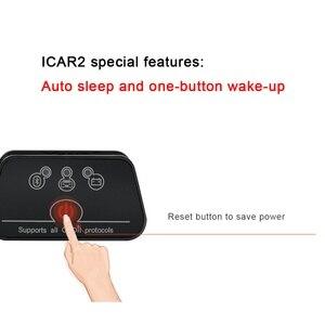 Image 4 - Vgate iCar2 ELM327 بلوتوث v2.1 سيارة التشخيص السيارات أداة OBD OBD2 واي فاي ل أندرويد/IOS الماسح iCar 2 الدردار 327 odb2 رمز القارئ