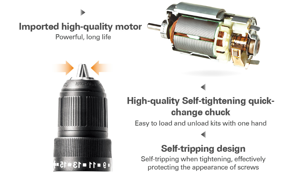 Imported High quality Motor