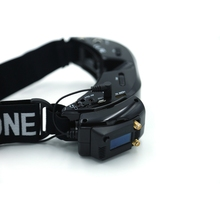 For SKYZONE 02C 02X 03S 03O FPV Goggles Receiver Mount Holder DIY Case Cover cheap FIMI as shown