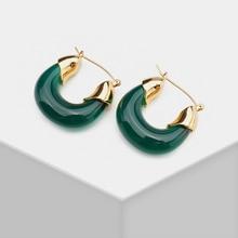 Amorita boutique EH34485-G29 grace fashion Anaphylaxis ear shots hoop earring
