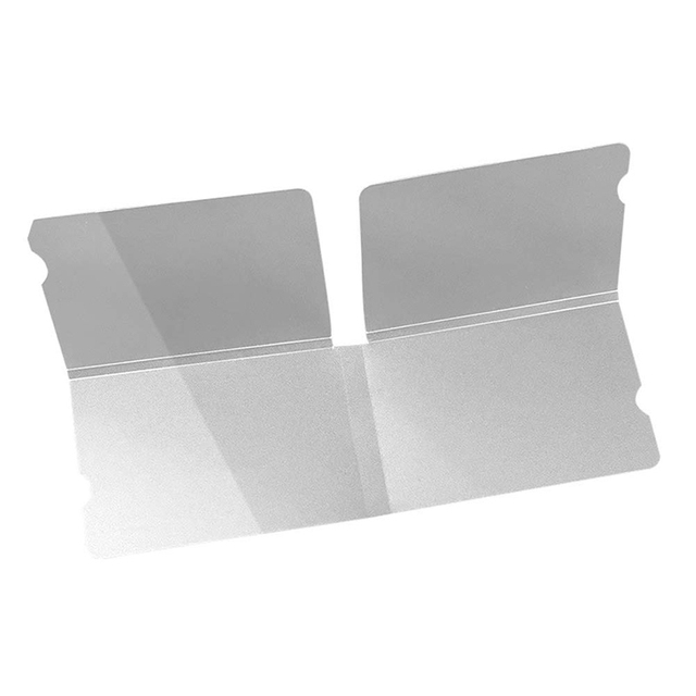 20Pack Foldable Disposable Dust Mask Storage Box KN95 N95 FFP3 2 1 Face Masks Storage Clip PM2.5 Mouth Face Mask Storage TSLM2
