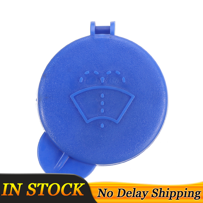 Blue Car Windshield Washer Bottle Cap Cover For Ford For Fiesta MK6 2001-2008 1488251