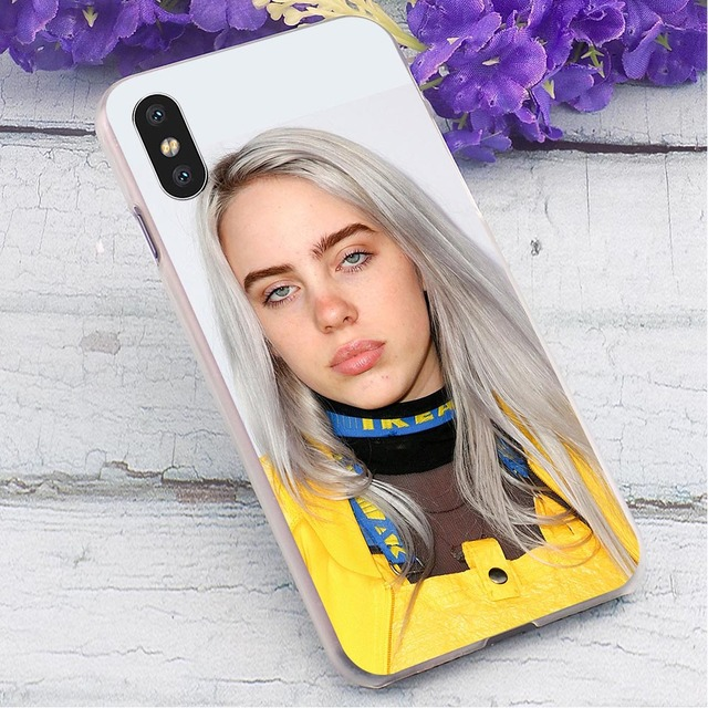 3D BILLIE EILISH IPHONE CASE (11 VARIAN)