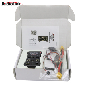 Image 2 - Radiolink Pixhawk PIX APM Flight Controller with M8N GPS Buzzer 4G SD Card Telemetry Module For RC Drone