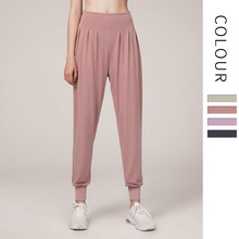 4Color Sport Pants Women Quick Dry Running Yoga Gym Fitness Clothing Outdoor Jogging Femme Loose Trousers Sportswear