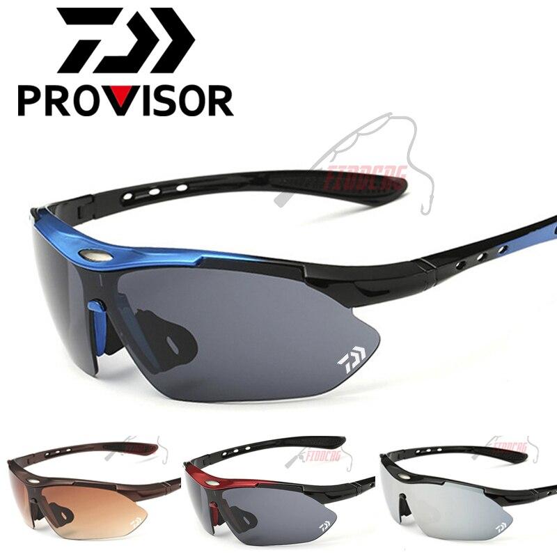 DAWA Men Polarized Sunglasses Sports Eyewear Fishing Sunglasses Cycling Outdoor Driving Night Vision UV Protection Sunglasses