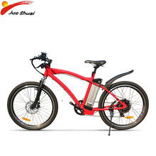 48V 500W Electric Mountain Bicycle 26 inch Wheel Size Aluminium Alloy Bike with 48V 12A Lithium Battery LCD dISPLAY 45KM/H Speed