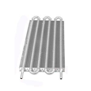 Image 5 - Condensatore del tubo del radiatore del radiatore della trasmissione del condizionatore daria dellautomobile del convertitore del sistema di raffreddamento professionale della lega di alluminio del tubo flessibile