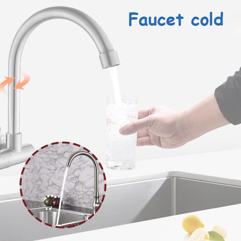 torneira de agua quente fria cobre da cozinha banheiro caravana barco para rv barco marinho deck
