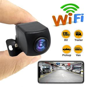 170 Degree WiFi Vehicle Camera Wireless HD 1080P Car DVR Waterproof Rear View Camera Auto Night Vision Reverse Backup Cam 20