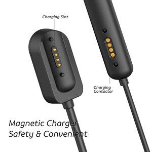 Image 3 - SounPEATS Bluetooth 5.0 Wireless Earphones IPX8 Waterproof Sports Earphones with Magnetic Charging APTX HD 14 Hours Playtime