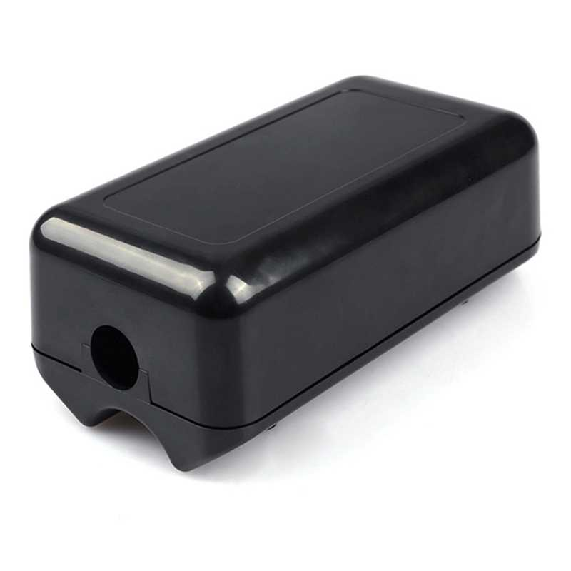 Extra Large ABS Controller Box Case For Electric Bike EBike Moped Scooter Black