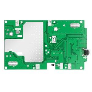 Image 3 - 5 ליבה/10 ליבה PCB לוח עם תיבת סוללה הגנת מעגל לוח PCB לוח פלסטיק סוללה מקרה עבור RYOBI 18V /P103 /P108