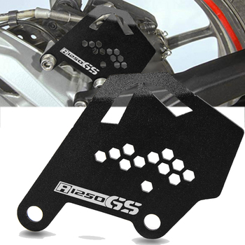 For BMW R1250 GS R 1250 GS R 1250GS GS ADV LC Adventure Motorcycle R1250GS Rear Brake Caliper Cover Guard Protector Protection r1250 gs accessories motorcycle kickstand side stand extension pad plate cover for bmw r1250gs r 1250gs r 1250 gs 2018 2019