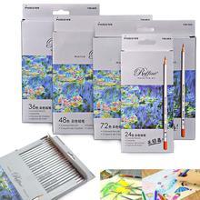 Марко 72 цвета искусство Рисование масляная основа нетоксичные карандаши набор для художника эскиз