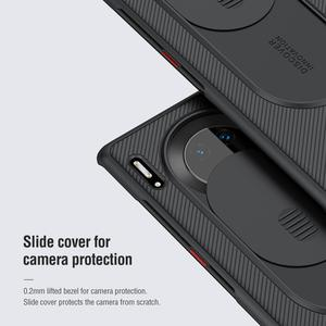 Image 2 - Nillkin Camshield Cases For Huawei Mate30 Mate 30 Pro Case Slide Back Cover for Camera Protection PC Hard All Around Coverage