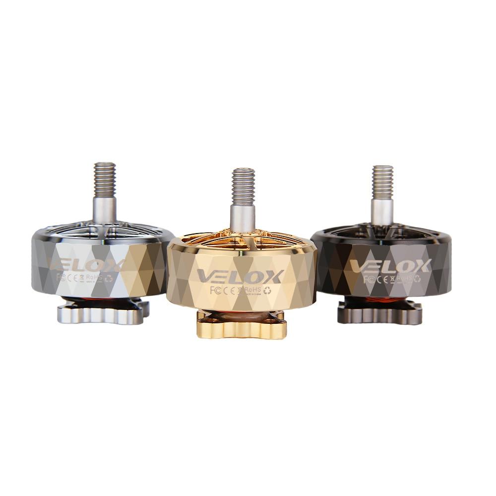 T-motor V2208 Sparkling Diamond KV1750 KV1950 KV2450 Brushless Outrunner Motor 5-6S Motor RC FPV Racing Drone Quadcopter Frame