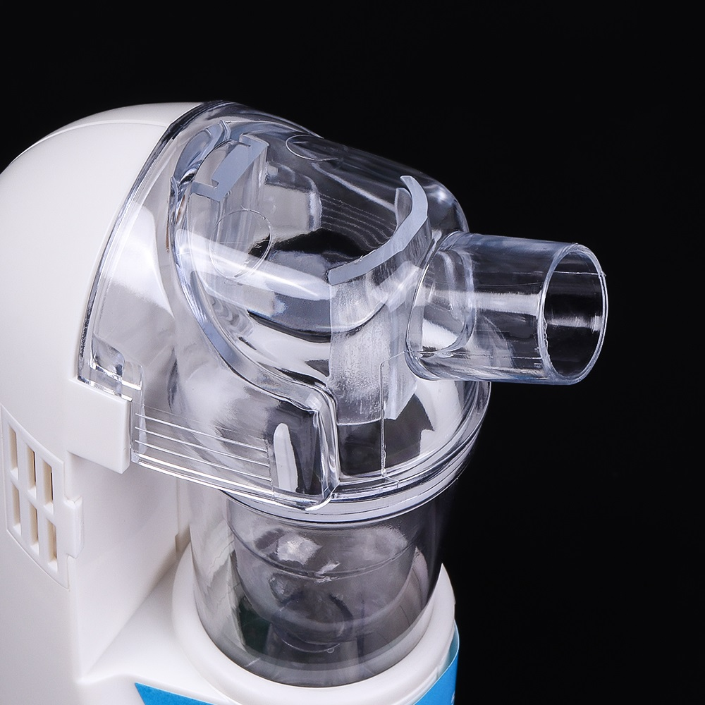 Image 4 - Portable Ultrasonic Inhaler Nebulizer Household Health Care Children Ultrasonic Personal Atomizer Machine With Cup & MouthpieceSteaming Devices   -