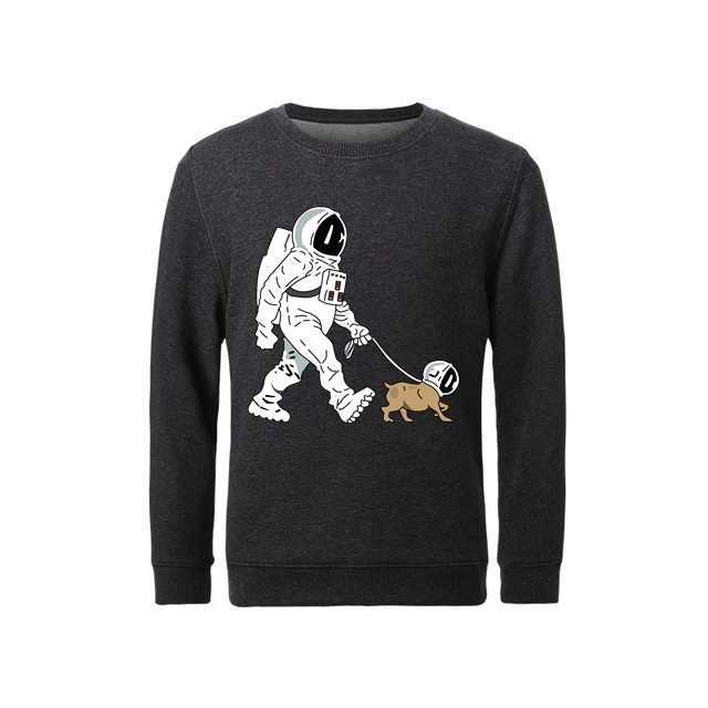 Walking Dead çocuk tişörtü çocuk spor giyim erkek kız kazak SpaceX starman uzay gemisi astronot köpek genç forması
