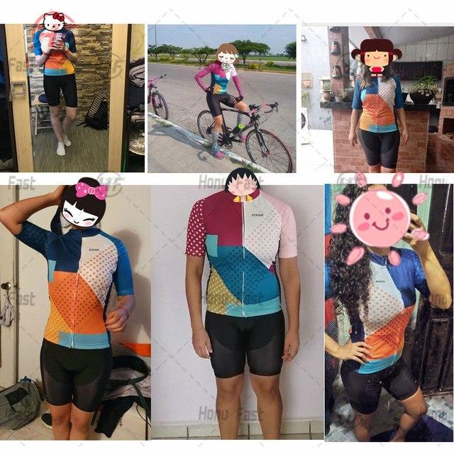 2021 mulheres strava verão camisa de ciclismo respirável mtb bicicleta ciclismo roupas mountain bike wear maillot ropa ciclismo 5
