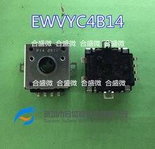 2PCS роторный реостат потенциометра EWVYC4B14 EWV-YC4B14 угол поворотный переключатель кодирования