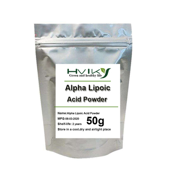 Alpha Lipoic Acid Powder Anti aging and anti-aging nutritional supplements
