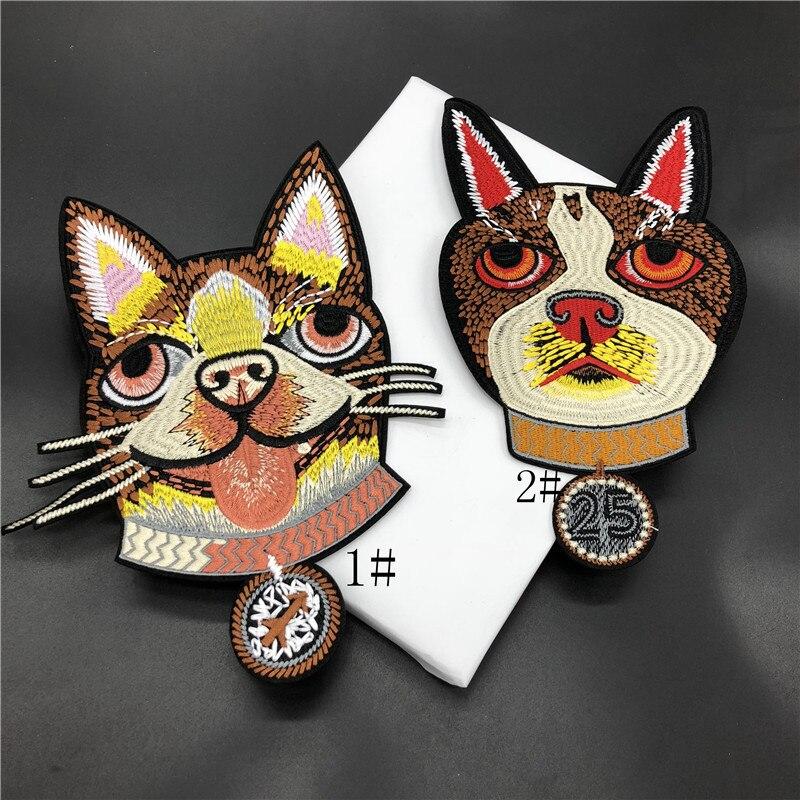 Cute Patches Small Animal Clothing Hot Painting Diy Girl DIY Handmade T-shirt And Denim Jacket Printing