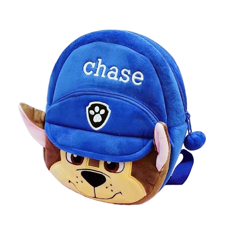 Plush Bag Paw Patrol Puppy Plush Backpack Anime Figure Chase Marshall Plush Animals Toys For Children Christmas Birthday Gift 3