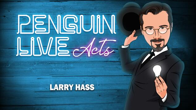 Larry Hass Penguin Live ACT