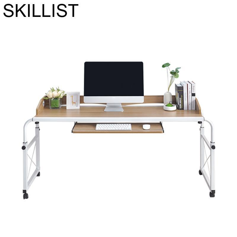 Ufficio Pliante Bed Tafel Mesa Notebook Escritorio De Oficina Office Adjustable Bedside Laptop Computer Desk Study Table