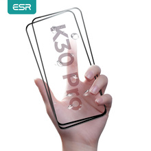 ESR 2 Tấm Bảo Vệ Màn Hình Cho Redmi K30 Pro Kính Cường Lực Full Bao Da Cho Xiaomi Redmi K30 Pro 5G 3D Chống Xanh Đèn Thủy Tinh