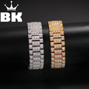 THE BLING KING Watch chain Bra