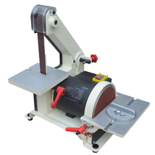 Belt Machine Small Table Drawing Polishing Multi-function Grinding Woodworking Grinder