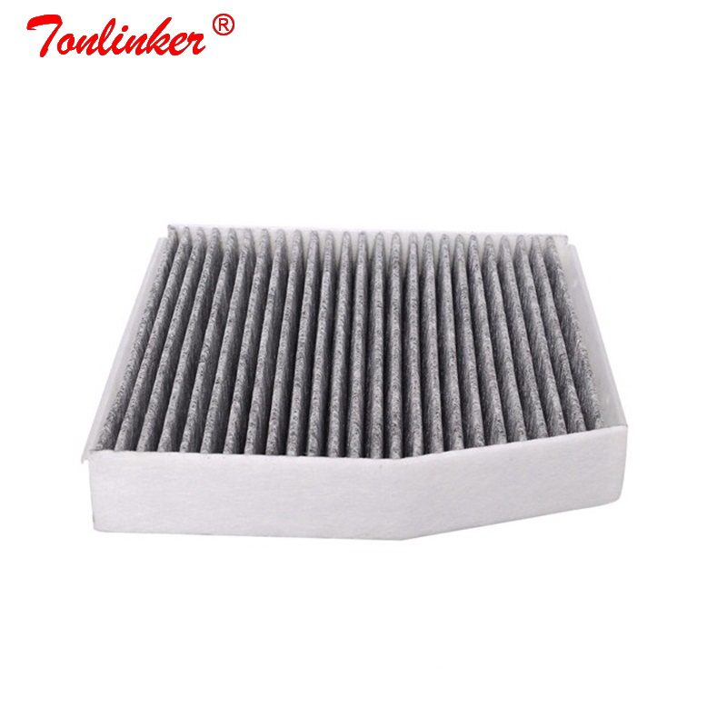 Image 2 - Cabin Filter A2468300018 For Mercedes CLA C117 2013 2019/CLA X117/GLA CLASS X156 2013 2019 Model 1 Pcs Built in Carbon Filter-in Cabin Filter from Automobiles & Motorcycles