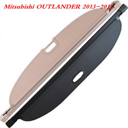 Car Rear Trunk Cargo Cover Security Shield High Qualit For Mitsubishi OUTLANDER 2013 2014 2015