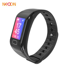 Fashion Multifunctional smart watch New Trend  2019 color intelligent bracelet heart rate waterproof pedometer movement