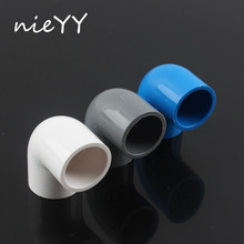 4pcs NIEYY PVC20mm Elbow Connector Water Supply Pipe 90 Degree Joint Tube Adapter Garden Irrigation Accessories