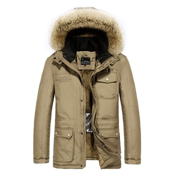 PARATAGO USB Infrared Electrical Men Heated Jacket Winter Warm Heating Clothes Male Outdoor Hunting Camping Ski Jackets P910