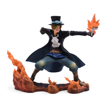 5.6'' 14CM One Piece DXF Sabo Figure Toy PVC Action Collectible Model Doll Toys Gift For Friend 14cm super hero spider man pvc action figures toys far from home spiderman figure toys spider man collectible model toy kid gift