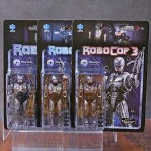 Hiya игрушки RoboCop 1/18, масштаб 4 дюйма, ПВХ Acton, фигурка, подвижная Коллекционная модель, игрушка