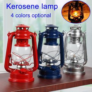 Image 2 - Retro Klassieke Kerosine Lamp Bar Vintage Tafellamp Europese Industriële Retro Creatieve Cafe Restaurant Decoratieve Kerosine Lampen