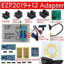 Preço de fábrica! Eeprom programador de alta velocidade, ezp2019, programador eeprom melhor do que ch341a ezpo2010 ezp2013 minipro adaptador