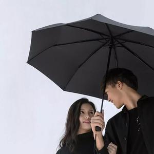 Image 4 - Xiaomi mijia自動折りたたみ傘とアルミ日傘防風男性女性防水uv冬の夏傘mi