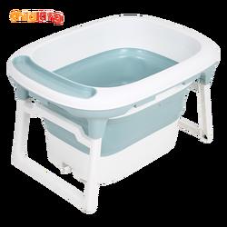 Детская ванна ChildKing, складная большая детская ванна для купания новорожденных, Детская ванна для купания, Детская ванна для младенцев