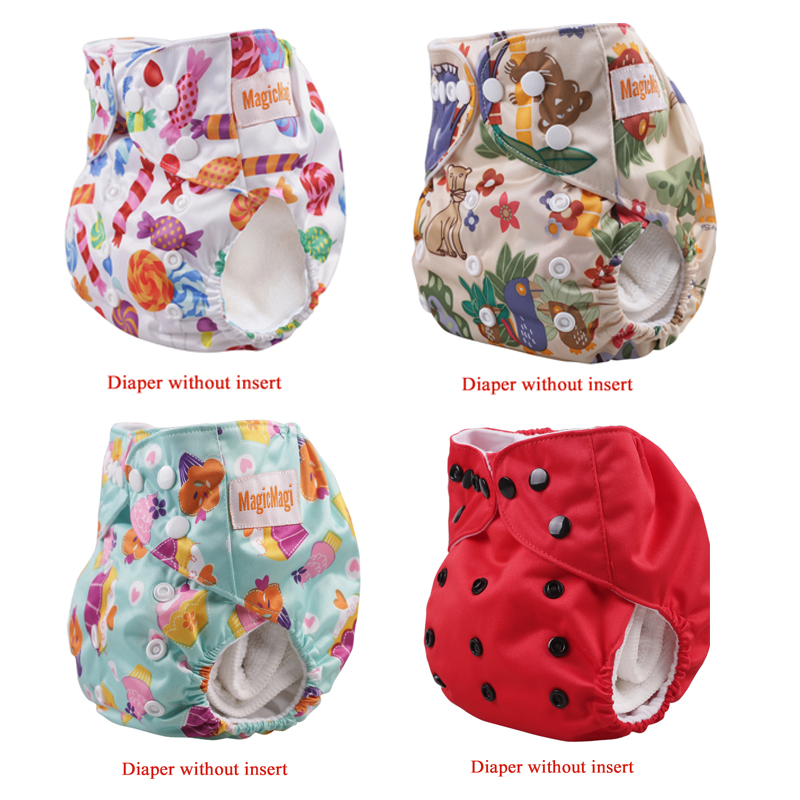 Eco Friendly Baby Cotton Nappies Diapers Biodegradable Modern Baby Cloth Nappies Promotion-Series