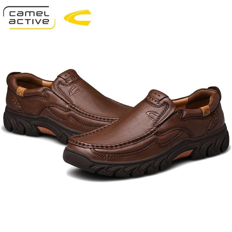 Мужские кроссовки Camel Active, Классические спортивные дышащие кроссовки для активного отдыха, бега и походов