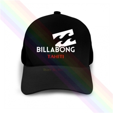 Billa Bong Tahiti 2020 Neueste Schwarz Beliebte Baseball Kappe Hüte Unisex