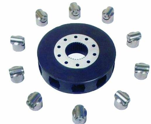 Hydraulic Motor Stator Rotor Assembly PLM-9 Hydraulic Parts Waves Lap